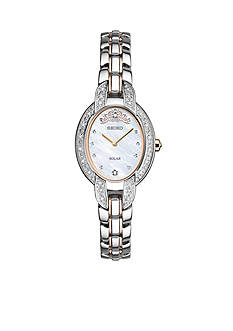 Seiko Women's Tressia Misty Copeland Special Edition Two-Tone Watch