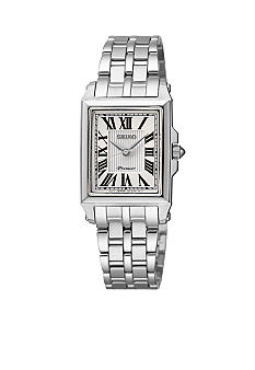 Seiko Women's 100 Meter Stainless Steel Premier Watch