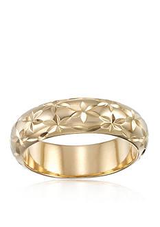 Belk & Co. 14k Yellow Gold Ring