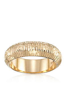 Modern Gold™ 14k Yellow Gold Ring