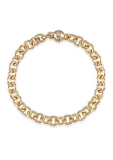 Modern Gold™ 14k Yellow Gold Chain Bracelet