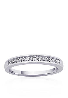Belk & Co. 1/4 ct. t.w. Diamond Anniversary Band