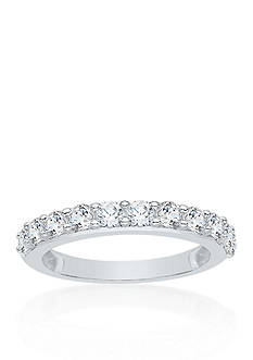 Belk & Co. 1 ct. t.w. Diamond Wedding Band in 14k White Gold