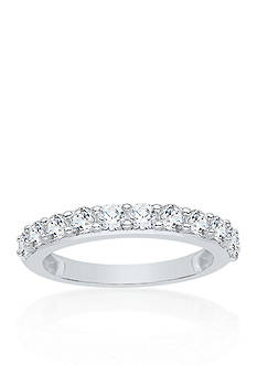 Belk & Co. 1 ct. t.w. Diamond Wedding Band in 14k White Gold