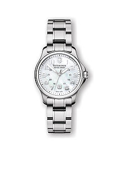 Victorinox Swiss Army Officer's Small Dial Bracelet