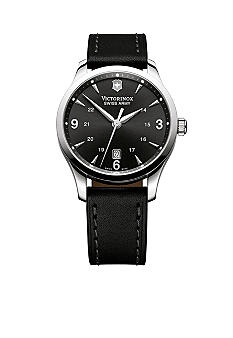 Victorinox Swiss Army Alliance Black Strap