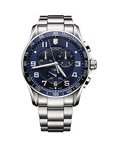 Victorinox Swiss Army Men's Chrono Classic XLS Watch