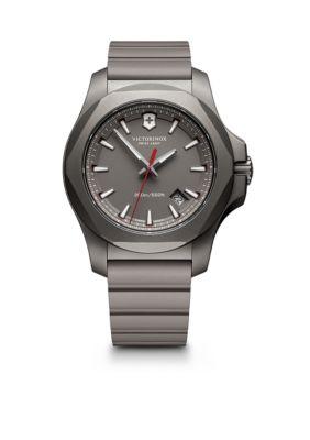 Victorinox Swiss Army  Inc.  I.N.O.X. Titanium Watch -  5400118241757