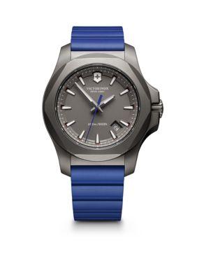 Victorinox Swiss Army  Inc.  I.N.O.X. Titanium Watch -  5400118241759