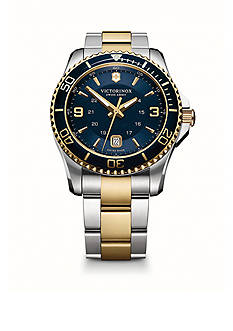 Victorinox Swiss Army Men's Maverick Two-Tone Watch