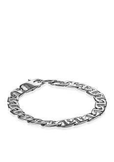 Belk & Co. Men's Stainless Steel Bracelet