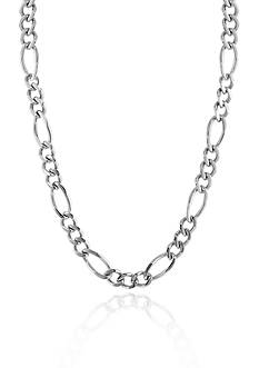 Belk & Co. Mens Stainless Steel Necklace