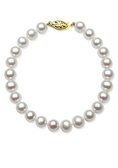 Amour de Pearl Cultured Freshwater Pearl 7-in. Bracelet