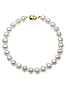 Amour de Pearl Cultured Freshwater Pearl 8-in. Bracelet