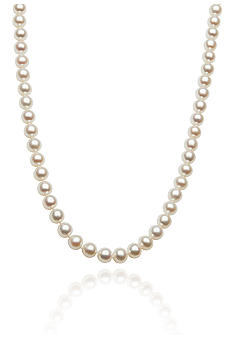Belk & Co. Freshwater Pearl 16-in. Necklace