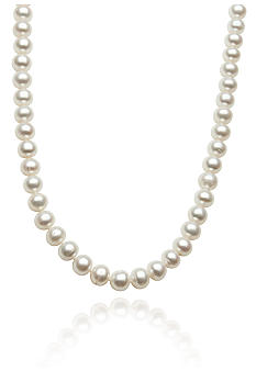 Belk & Co. Freshwater Pearl 18-in. Strand Necklace
