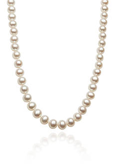 Belk & Co. Freshwater Pearl 20-in. Necklace