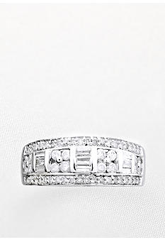 Belk & Co. 3/4 ct. t.w. White Gold Diamond Band