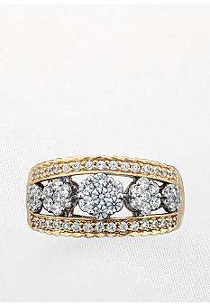 Belk & Co. 1.00 ct. t.w. Diamond Ring