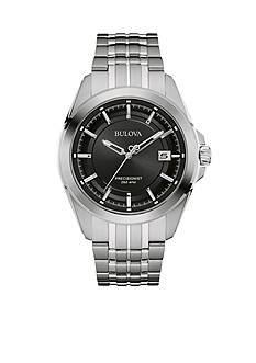 Bulova Men's Stainless Steel Precisionist Watch