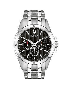 Bulova Men's Stainless Steel Bracelet