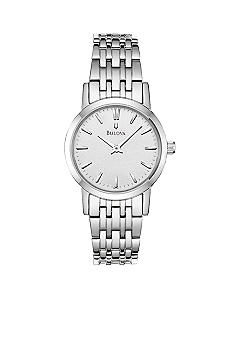 Bulova Ladies' Stainless Steel Bracelet