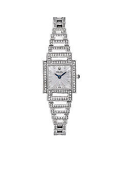 Bulova Ladies' Swarovski Crystal Bracelet Watch