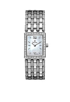 Bulova Ladies' Bulova Crystal Watch
