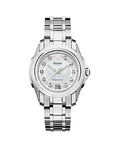 Bulova Ladies' Precisionist Longwood Collection Watch