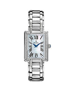 Bulova Ladies' Bulova Diamond <br>