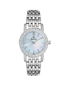 Bulova Ladies' Bulova Diamond Watch