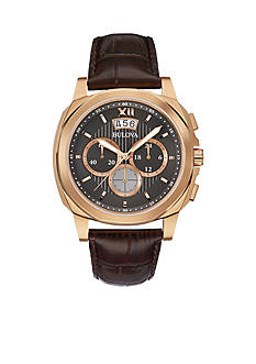 Bulova Men's Dress Chronograph Watch
