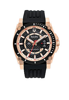 Bulova Precisionist Champlain Collection Watch