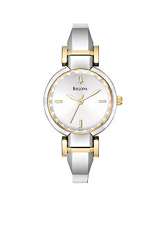 Bulova Ladies' Bangle Bracelet