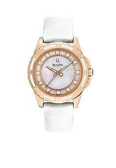 Bulova From the Solano Collection Watch