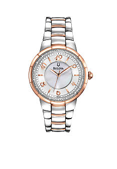 Bulova Ladies Bracelet Watch