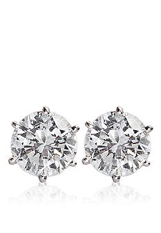 Belk & Co. 1/4 ct. t.w. Diamond Solitaire Earrings