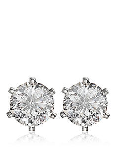 Belk & Co. 1/2 ct. t.w. Diamond Solitaire Earrings