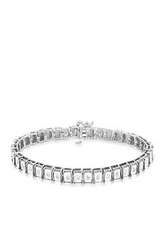 Belk & Co. Diamond Bracelet in Sterling Silver