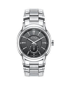 ESQ Movado Quest Black Dial Watch