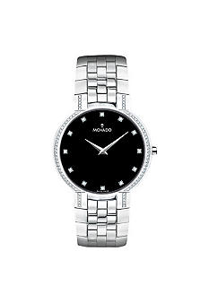 Movado Faceto Watch