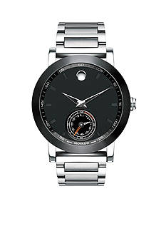 Movado Men's Stainless Steel Museum Sport Motion Watch