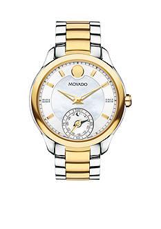 Movado Women's Two-Tone Belina Motion Watch
