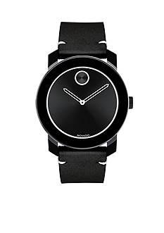 Movado Men's Bold Black Watch