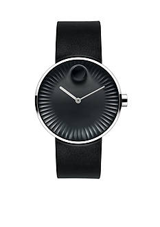Movado Men's Black Edge Watch