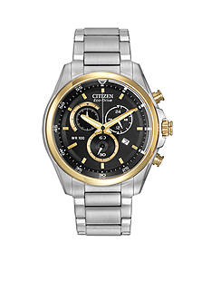 Citizen Eco-Drive Two-Tone Exclusive Chronograph Watch