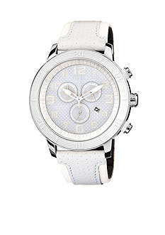 Citizen Unisex Stainless Steel Chronograph Watch