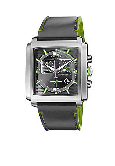 Citizen Drive from Citizen Eco-Drive Men's Stainless Steel Chronograph Watch