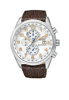 Citizen Eco-Drive World Chronograph A-T
