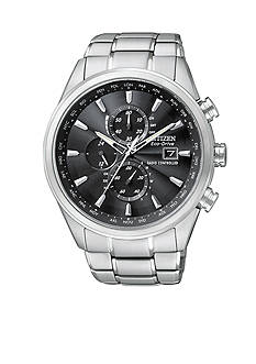 Citizen Eco-Drive World Chronograph A-T Watch